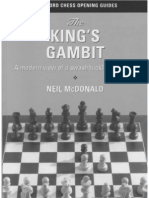 Neil McDonald - Thr King's Gambit [Batsford Chess 1998]
