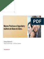 Guardium_Mejores_Practicas