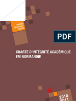 Charte Integrite Academique FR