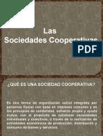 LAS SOCIEDADES COOPERATIVAS - 2018