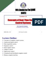 RTS - Computer Control