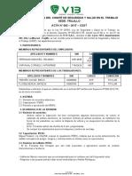 ACTA DE REUNION TRUJILLO 002-2017-CSST