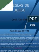 Modificaciones a las Reglas de Juego 2017-2018.pdf