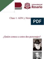 ADN y Herencia CM