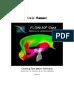258890576-FLOW-3D-Cast-3-1-Manual