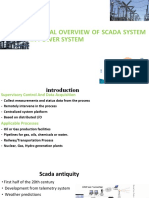 General overview of SCADA System