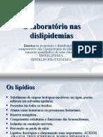 O laboratório nas dislipidemias.ppt
