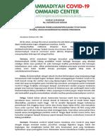 01 - Edaran Pelarangan kuliah dan belajar Tatap Muka.pdf