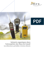 ED962 Les détecteurs portables a lecture directe