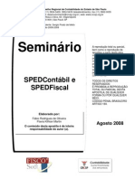 SPED Fiscal Contabil
