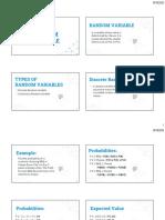 CH4 and 5. RANDOM VARIABLE.pdf