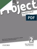 project2 tanári kézikönyv