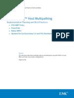 EMC® VPLEX™ Host Multipathing