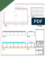 Projeto Arquitetônico - Abrigo de Máquinas - 9.360,00m²
