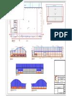 Projeto Arquitetônico - Garagem - 2.508,91m²