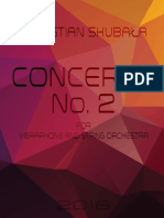 Concerto No. 2 (for Vibraphone and String Orchestra) - Viola