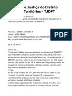 Tribunal de Justiça do Distrito Federal e Territórios - TJDFT
