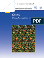 Cocoa - A Guide to Trade Practices French
