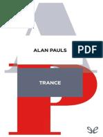 Trance_ Un Glosario - Alan Pauls