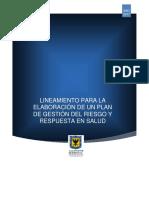 68_SDS_UED_LN_003_Lineamiento_Elaboracion_Plan_Gestion_Riesgo_Respuesta_Salud