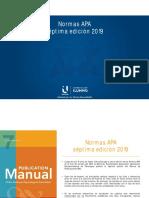APA 7ma Edición Universidad San Marcos