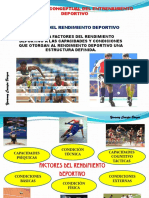 ESTRUCTURA CONCEPTUAL DEL ENTRENAMIENTO DEPORTIVO