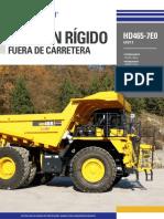 Camión-HD465-7E0