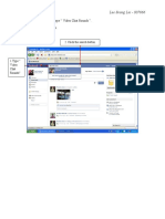 step to chat in Facebook