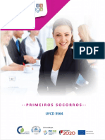 Manual UFCD 3564 FINAL - Primeiros Socorros