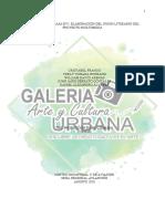 AP3-AA6-EV2  Elaboración del guión literario de proyecto multimedia arte cultu
