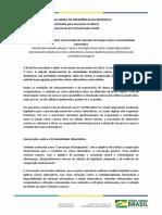 RELEASE - Brasil adere Convenção do Conselho da Europa contra a Criminalidade Cibernética.docx