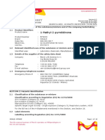 _msds_1-Methyl-2-pyrrolidinone_EN