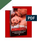 Método Monster Funciona Mesmo?