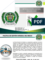 ACTUALIZACIÓN RIESGOS MISIONALES DIPRO-SEGUNDO TRIMESTRE - 2020