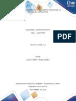 Fase 1 - Reconocimiento de conceptos previos de la Inferencia Estadística
