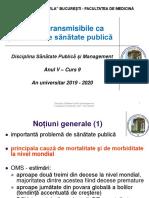 C 9 - Bolile netransmisibile ca problema de sanatate publica