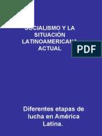 SOCIALISMO Y A LATINA.ppt