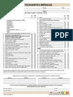 Medical Form - 5845373