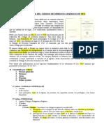 Derecho 1917 resumen lcv