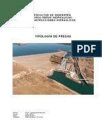 CT-01 - Tipología de Presas