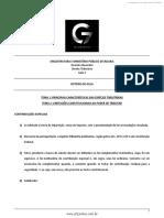 Roteiro de Aula - MP e Mag - D. Tributário - Ricardo Alexandre - Aula 3