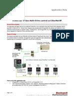 PowerFlex 4 class multi-drive control on EtherNetIP.pdf