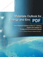 Outlook of Materials