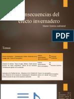 Consecuencias del efecto invernadero.pptx