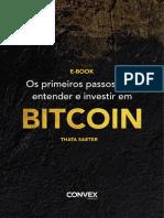 Primeiros Passos para Entender e Investir em Bitcoin