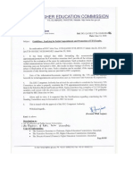 Guidelines Applying for Initial Appointment and Promotion of TTS Faculty