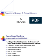 2 Operations Strategy & competitiveness