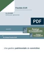 Banque de Luxembourg BL-Global Flexible