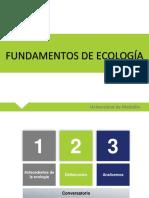 Fundamentos ecológicos