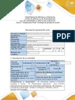 Guía de  actividades y rúbrica de evaluación - Fase 5 - Evaluación Final - Entrega de Proyecto  Social (4)